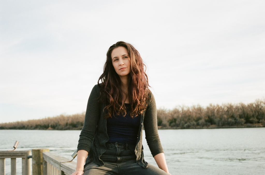 Katie Dwyer Missouri River promo photo on film